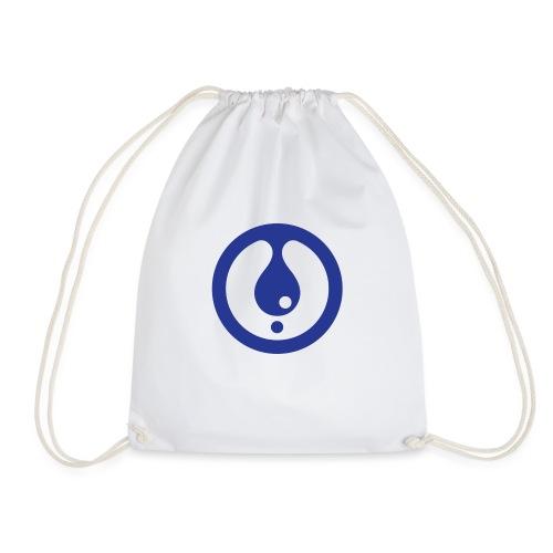 water 1 - Drawstring Bag