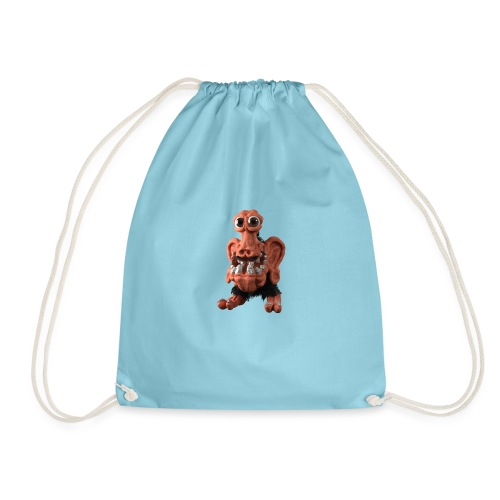 Very positive monster - Drawstring Bag