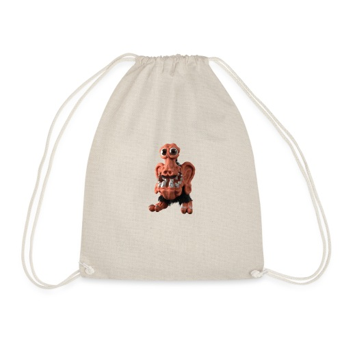 Very positive monster - Drawstring Bag