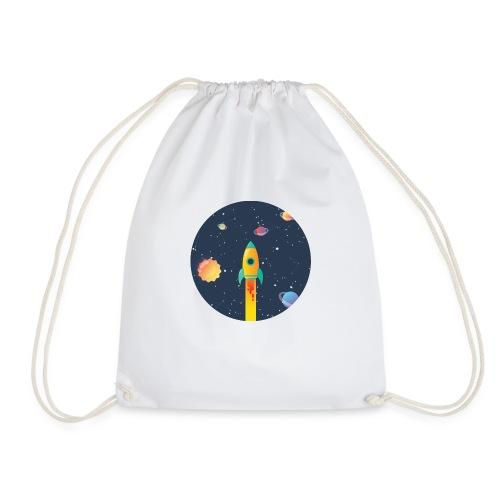 Spaceship travel - Sacca sportiva