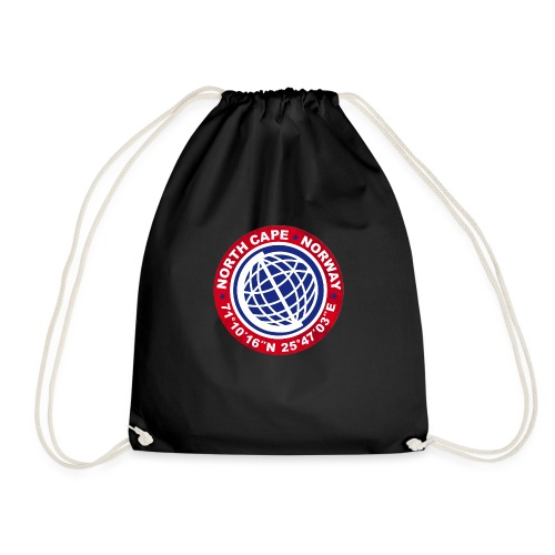 North Cape Norway Tour - Drawstring Bag