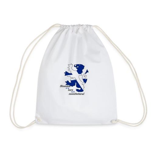 Bluenoses are Born - Drawstring Bag