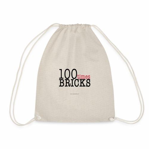 100times BRICKS - Sacca sportiva
