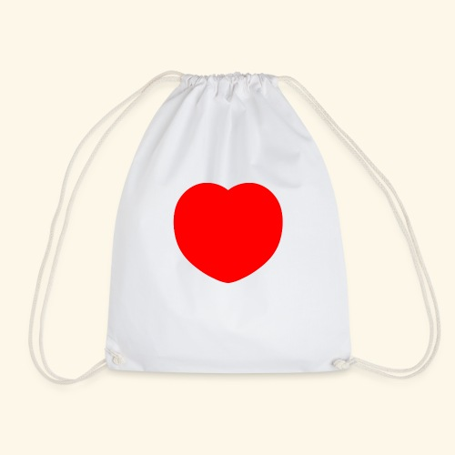 Heart - Turnbeutel