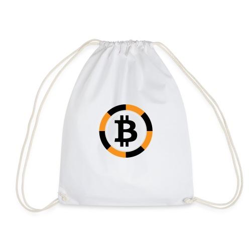 Bitcoin Poker - Mochila saco