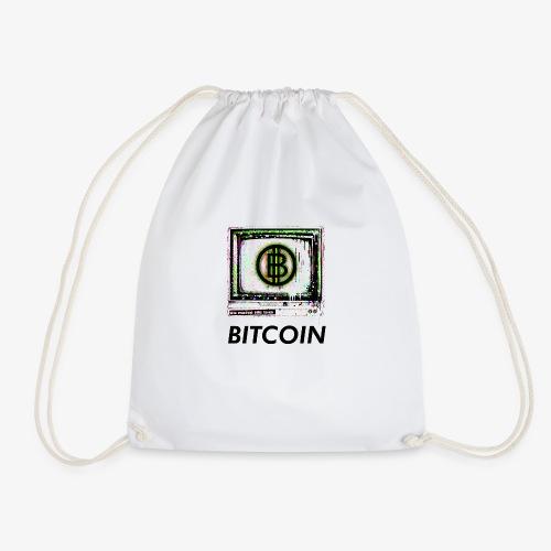 bitcoin Glitch - Turnbeutel