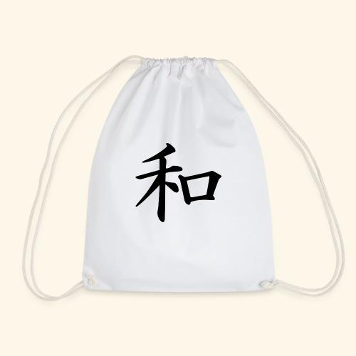 Asian Style - Turnbeutel
