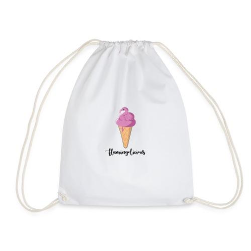Flamingolicious Ice Cream - Turnbeutel