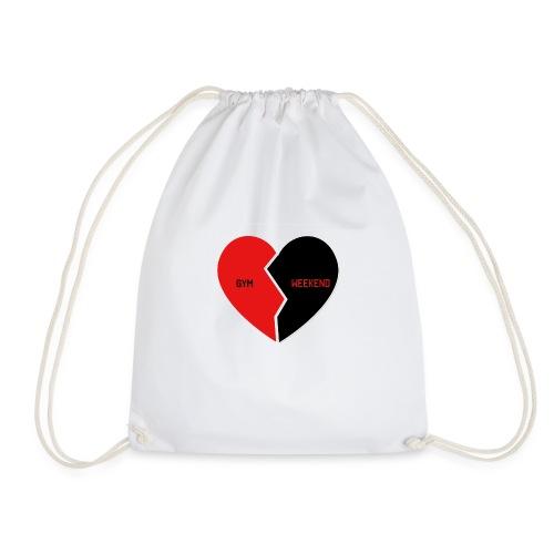 Heart for Gym - Turnbeutel