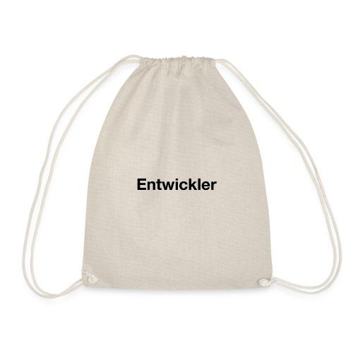 entwickler - Turnbeutel