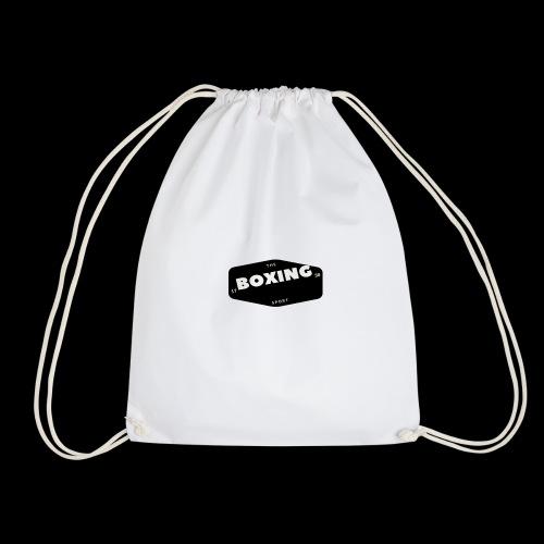logo de boxeo - Mochila saco