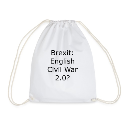 Brexit English Civil War 2 - Drawstring Bag