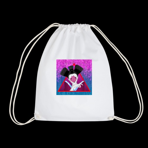 Geisha - Drawstring Bag