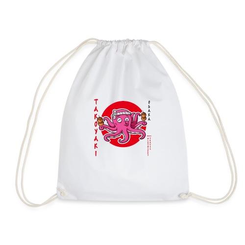 Osaka Takoyaki by Blueberry - Sacca sportiva