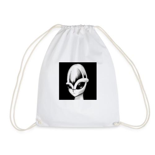 alien con trazo - Mochila saco