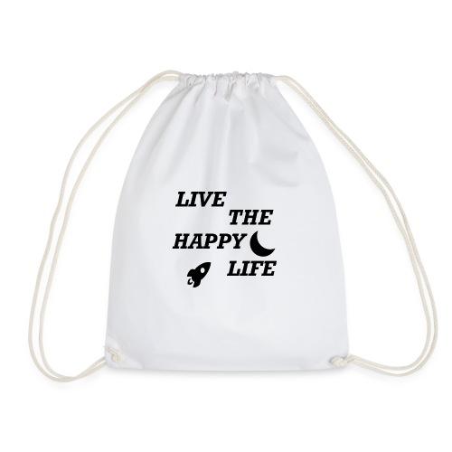 Vive la vida feliz - Mochila saco