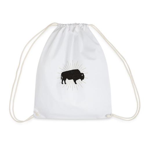 Bison - Turnbeutel