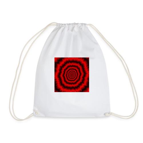 The Menacing Explosion - Drawstring Bag