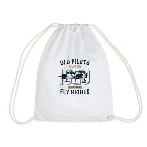 Old Pilots - Turnbeutel
