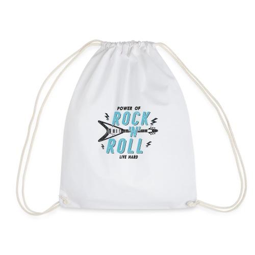 Rock n Roll - Turnbeutel