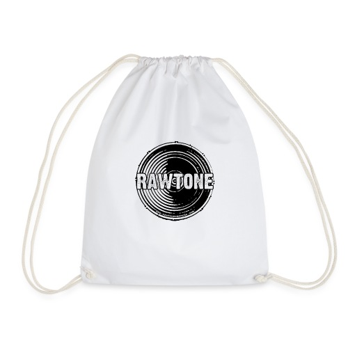 Rawtone Records logo - Drawstring Bag