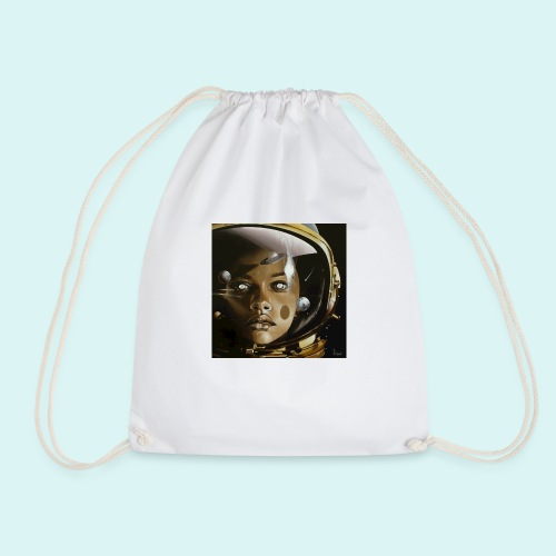 Cosmo Girl - Drawstring Bag