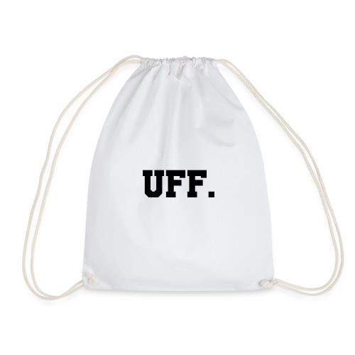 U.f.f. Hoodie - Turnbeutel