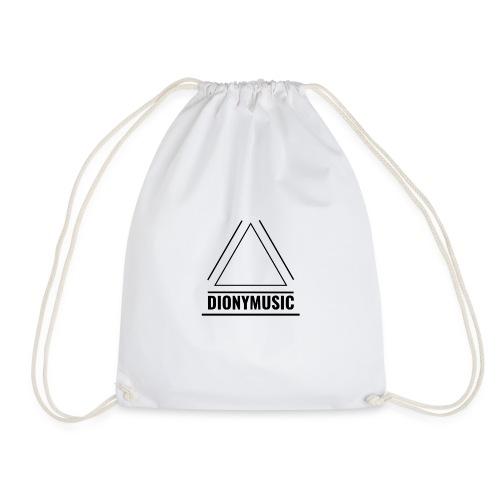 DIONYMUSIC Logo - Turnbeutel