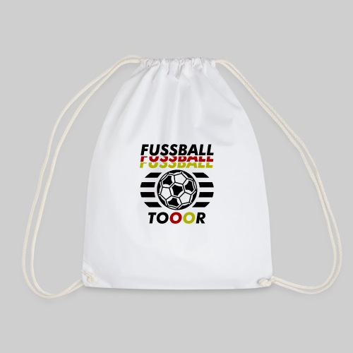 Fussball Fußball Deutschland Tor - Turnbeutel