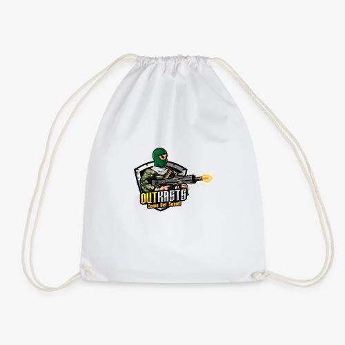 OutKasts [OKT] Logo 1 - Drawstring Bag