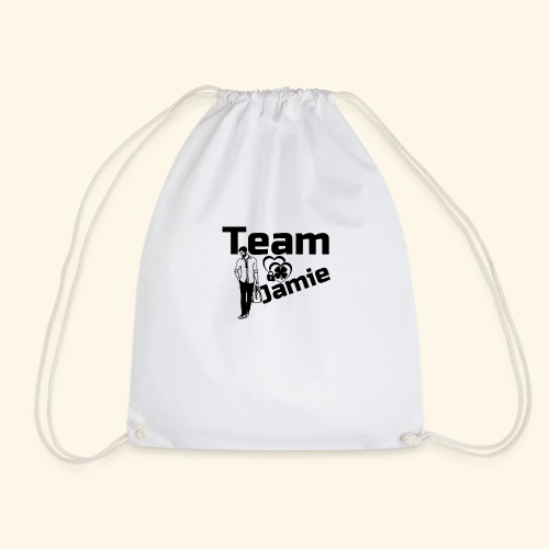 Team Jamie - Drawstring Bag