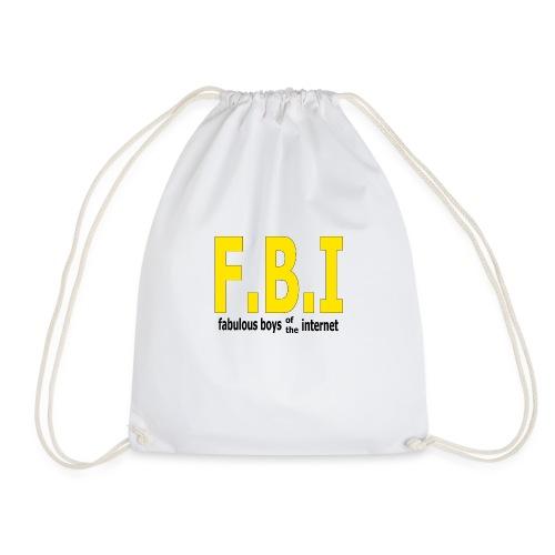 FBI - Mochila saco