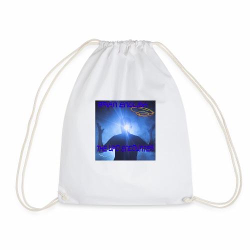Brian English - The UFO Encounter - Drawstring Bag
