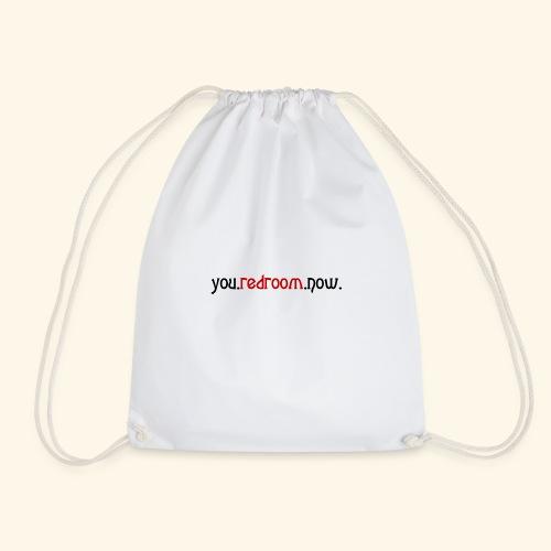 you redroom now - Drawstring Bag