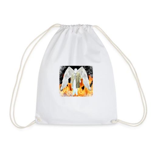 castiel - Drawstring Bag
