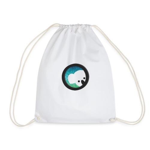 Koala Emerald Design - Drawstring Bag