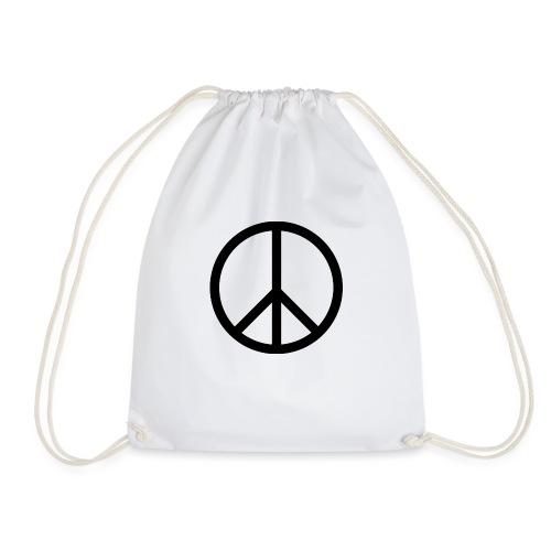 Paz - Peace - Mochila saco
