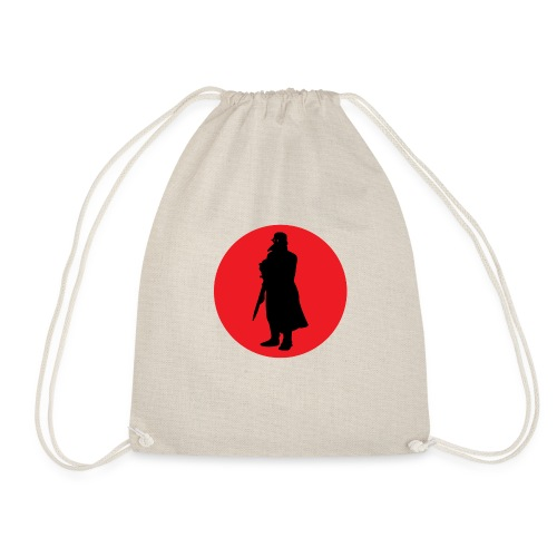 Soldier terminator military history army ww2 ww1 - Drawstring Bag