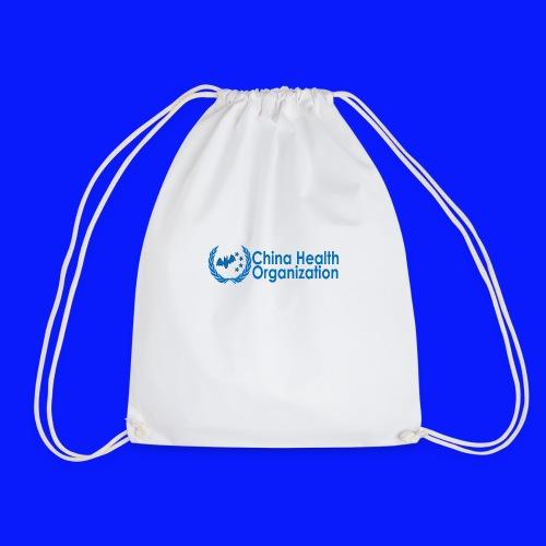 China Health Organization - Drawstring Bag