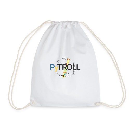 light logo spectral - Drawstring Bag