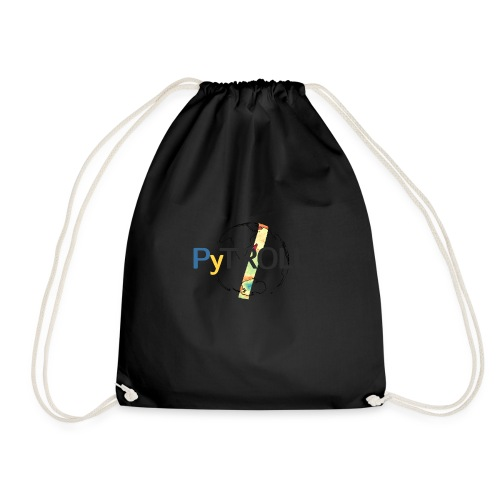 light logo spectral - Drawstring Bag