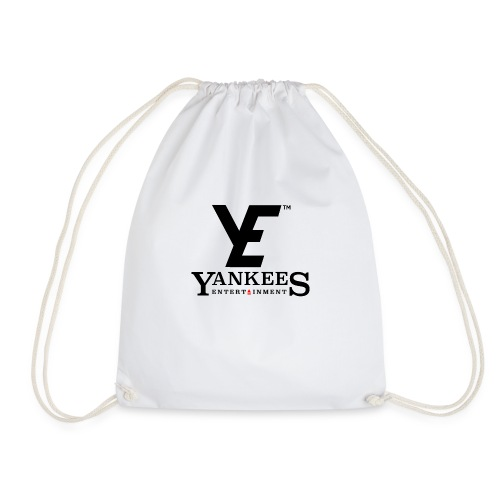 ye black - Drawstring Bag