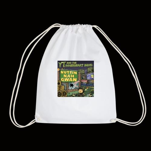 NUTTIN NAH GWAN - Drawstring Bag