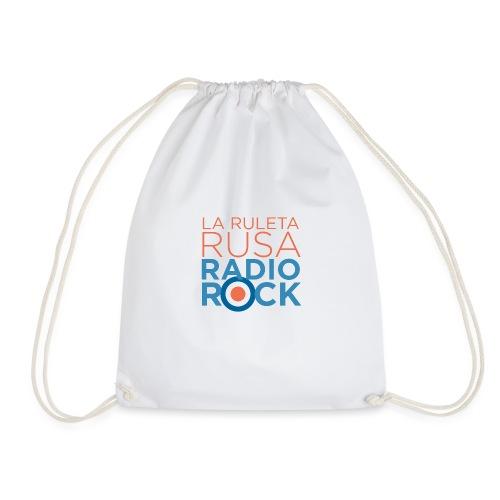 La Ruleta Rusa Radio Rock. Portrait Primary. - Mochila saco