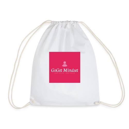GoGetMindset - Drawstring Bag