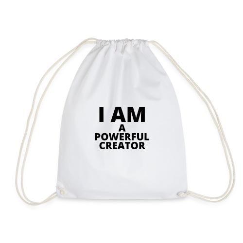 I AM A POWERFUL CREATOR - Turnbeutel