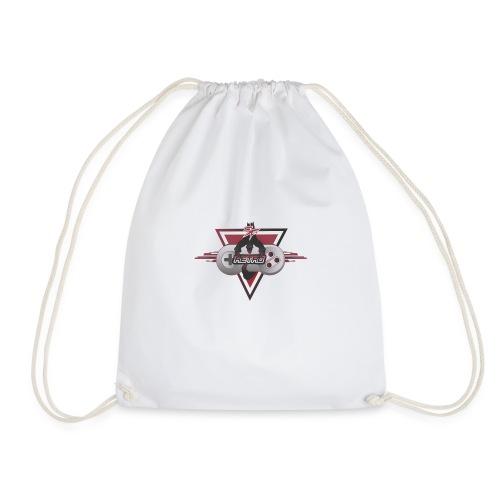 SFRetro Red - Drawstring Bag
