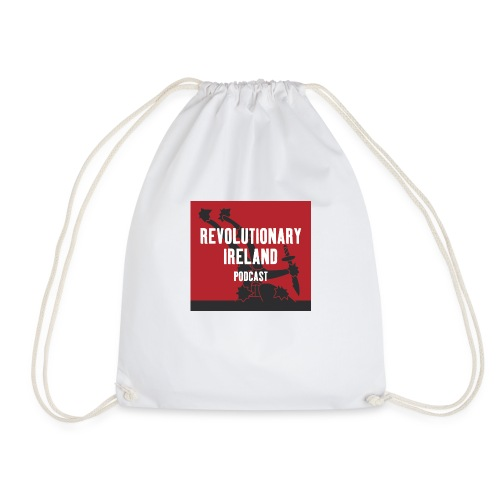 Revolutionary Ireland Podcast - Drawstring Bag
