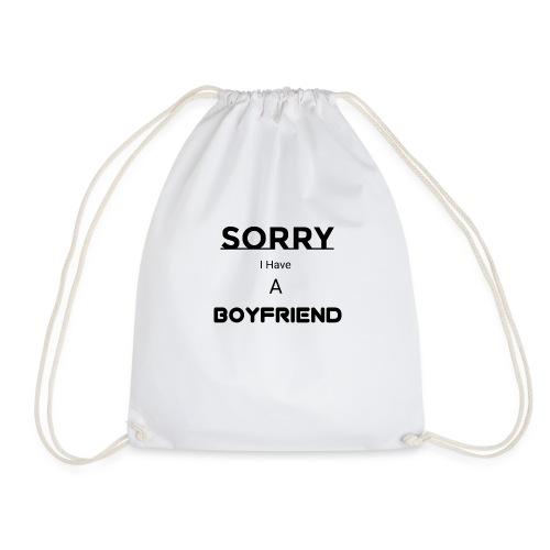 Boyfriends - Drawstring Bag