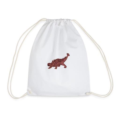 Ankylosaurus - Drawstring Bag